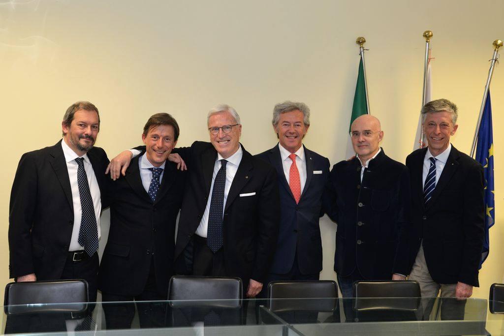 esecutivo ANDI Bergamo dentisti italiani